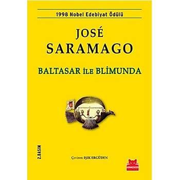 Baltasar Ýle Blimunda - Jose Saramago - Kýrmýzý Kedi