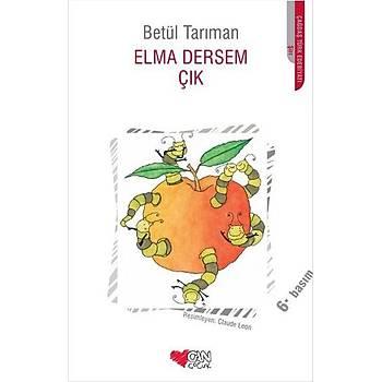 Elma Dersem Çýk - Betül Tarýman - Can Çocuk Yayýnlarý