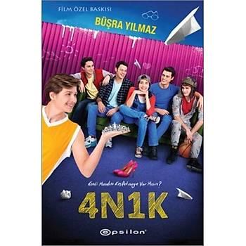 4N1K Film Özel Baskýsý - Büþra Yýlmaz - Epsilon Yayýncýlýk