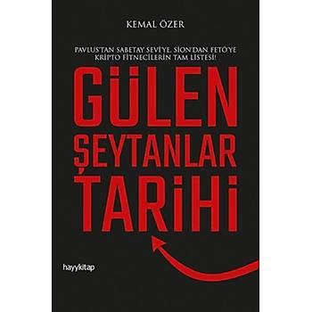 Gülen Þeytanlar Tarihi - Kemal Özer - Hayy Kitap