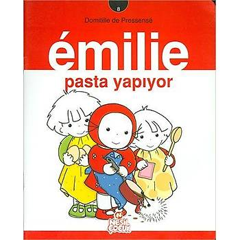 Emilie Pasta Yapýyor Nesil Çocuk
