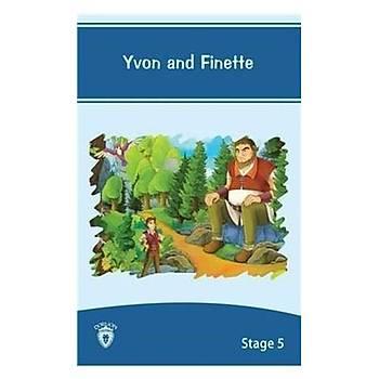 Yvon and Finette Ýngilizce Hikayeler Stage 5 - Kolektif - Dorlion Yayýnevi