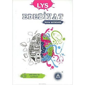 LYS Edebiyat Konu Anlatým A Yayýncýlýk