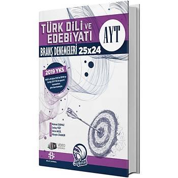 AYT Türk Dili ve Edebiyatý 25x24 Branþ Denemeleri Bilgi Sarmal Yayýnlarý