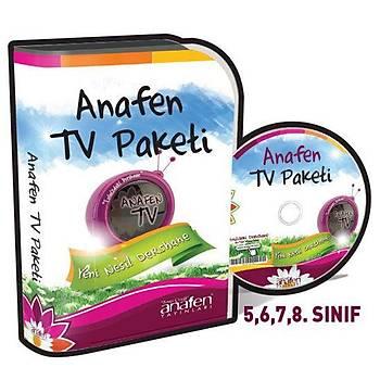 Anafen TV Paketi - Yeni Nesil Dershane