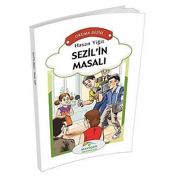 Okuma Dizisi 3.Sýnýf Sezil'in Masalý - Hasan Yiðit - Maviçatý Yayýnlarý