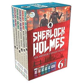 Sherlock Holmes Seti 6 Kitap Maviçatý Yayýnlarý