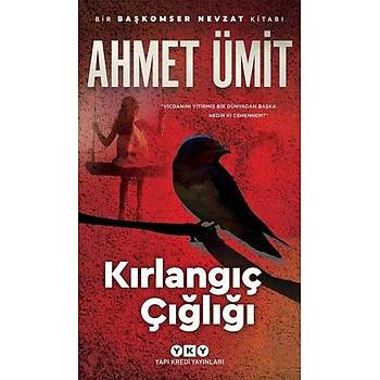 Kýrlangýç Çýðlýðý - Ahmet Ümit -  Yapý Kredi Yayýnlarý
