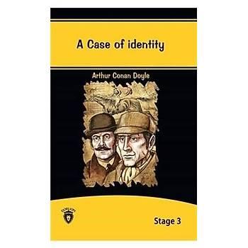 A Case Of Identity Ýngilizce Hikayeler Stage 3 - Sir Arthur Conan Doyle - Dorlion Yayýnevi