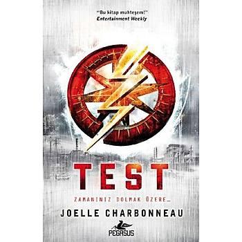 Test - Joelle Charbonneau - Pegasus Yayýnlarý