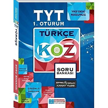 2018 TYT 1. Oturum Türkçe Kolaydan Zora Soru Bankasý