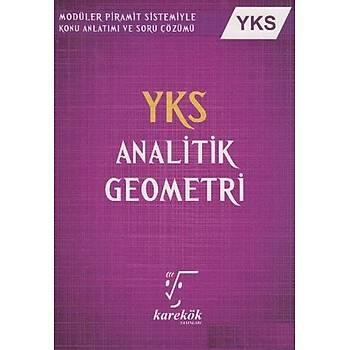 YKS Analitik Geometri Konu Kitabý Karekök Yayýnlarý