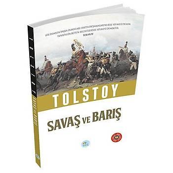 Savaþ ve Barýþ - Tolstoy - (Özet Kitap) - Maviçatý Yayýnlarý