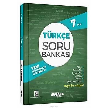 7.Sýnýf Türkçe Soru Bankasý Ankara Yayýncýlýk