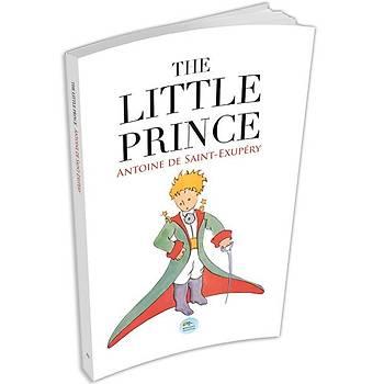 The Little Prince - Antoine de Saint-Exupery (Renkli)