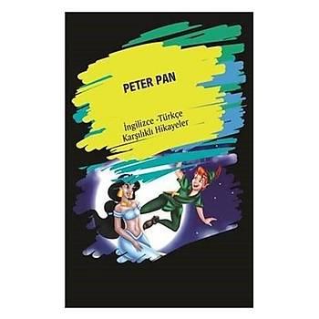 Peter Pan (Ýngilizce Türkçe Karþýlýklý Hikayeler) - Kolektif - Dorlion Yayýnevi