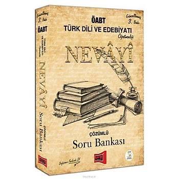 Yargý ÖABT Nevayi Türk Dili ve Edebiyatý Öðretmenliði Çözümlü Soru Bankasý