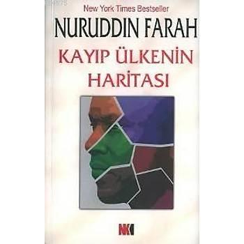 Kayýp Ülkenin Haritasý - Nuruddin Ferah - Nokta Kitap