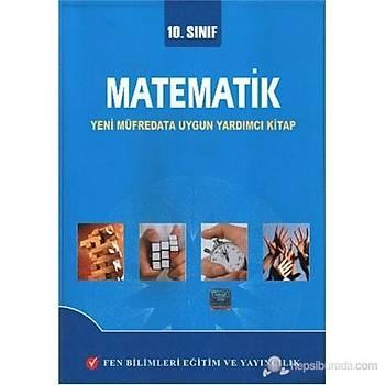 Fen Bilimleri 10.Sınıf Matematik Konu Anlatımlı
