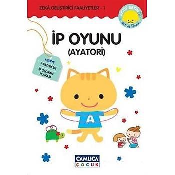 Ýp Oyunu (Ayatori) - Zeka Geliþtirici Faaliyetler - 1 - Wada Kotomi - Çamlýca Çocuk Yayýnlarý