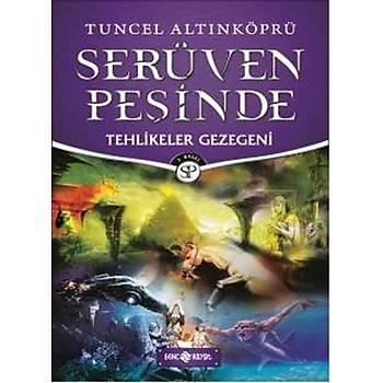 Serüven Peþinde 22 - Tehlikeler Gezegeni - Tuncel Altýnköprü - Genç Hayat