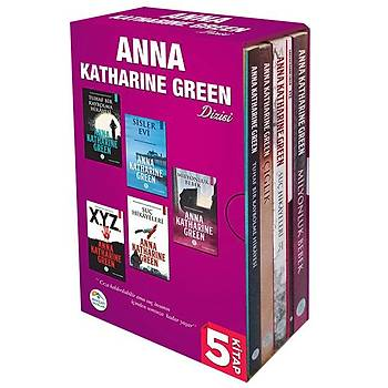 Anna Katharine Green Serisi 5 Kitap Maviçatý Yayýnlarý