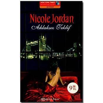 Ahlaksýz Teklif (Cep boy)-Nicole Jordan