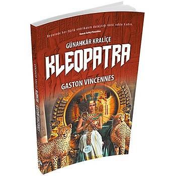 Günahkar Kraliçe Kleopatra - Gaston Vingennes