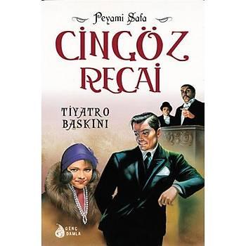 Cingöz Recai 02 Tiyatro Baskýný - Peyami Safa