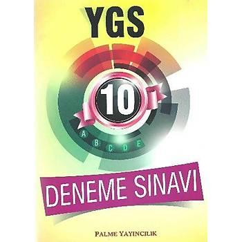 Palme Yayýncýlýk YGS 10 Deneme Sýnavý (2017)