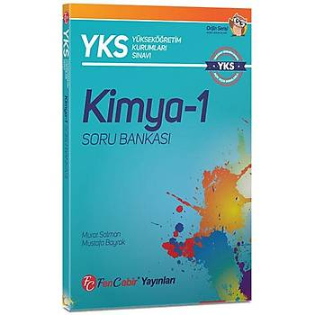 YKS TYT Kimya 1 Soru Bankasý - Murat Salman