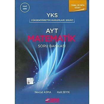 Esen AYT Matematik Soru Bankasý Temel ve Orta Düzey (Mavi Seri)