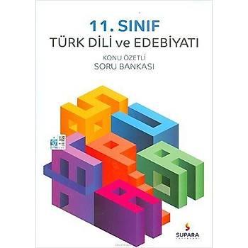 Supara 11.Sýnýf Türk Dili ve Edebiyatý Konu Özetli Soru Bankasý