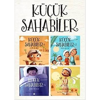 Küçük Sahabiler (4 Kitap Set) - Özkan Öze - Uðurböceði Yayýnlarý