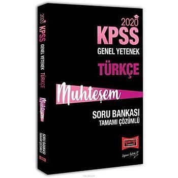 Yargý 2020 KPSS Muhteþem Türkçe Çözümlü Soru Bankasý