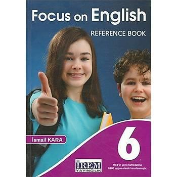 Focus on English 6 Reference Book Ýrem Yayýncýlýk