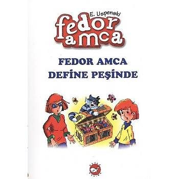 Fedor Amca Define Peþinde - Eduard Uspenski