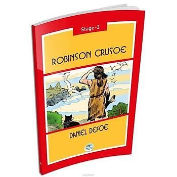 Robinson Crusoe - Daniel Defoe (Stage-2) Maviçatý Yayýnlarý