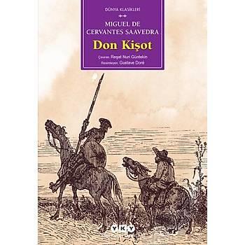 Don Kiþot - Miguel de Cervantes - Yapý Kredi Yayýnlarý