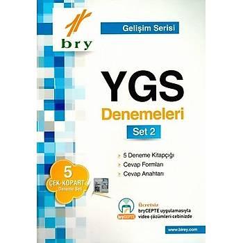 Birey Yayýnlarý YGS Denemeleri Geliþim Serisi Set 2