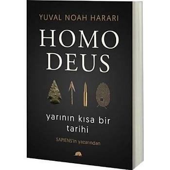 Homo Deus: Yarýnýn Kýsa Bir Tarihi - Yuval Noah Harari - Kolektif Kitap