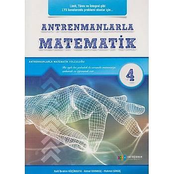 Antrenmanlarla Matematik 4.Dördüncü Kitap