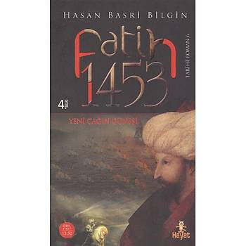 Fatih 1453 Cep Boy - Hasan Basri Bilgin