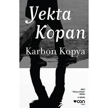Karbon Kopya - 2007 Dünya Kitap Ödülü - Yekta Kopan - Can Yayýnlarý