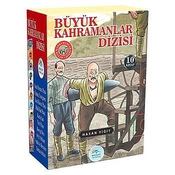 Büyük Kahramanlar Seti 10 Kitap - Hasan Yiðit - Maviçatý Yayýnlarý