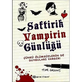 Çünkü Ölümsüzlerin De Duygularý Vardýr - Saftirik Vampir