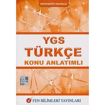 Fen Bilimleri YGS Türkçe Konu Anlatýmlý El Kitabý