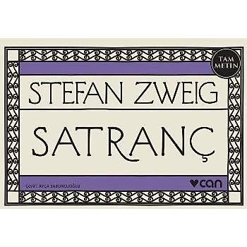 Satranç (Mini Kitap) - Stefan Zweig - Can Yayýnlarý
