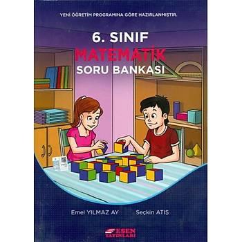 Esen 6.Sýnýf Matematik Soru Bankasý (Yeni Müfredat)