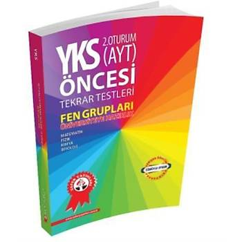 Zafer YKS AYT Okul Öncesi Tekrar Testleri Fen Gruplarý 2. Oturum